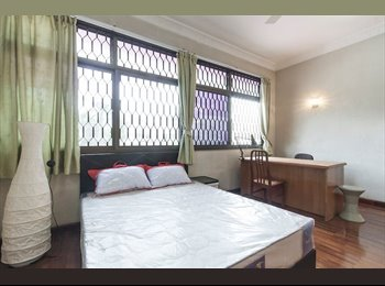 EasyRoommate SG - Huge spacious private room and toilet for rent in katong area, Marine Parade - $1,250 pm
