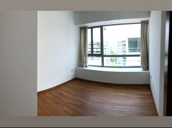 EasyRoommate SG - Room with attached bathroom for rent! Aircon wifi! , Bedok - $1,200 pm