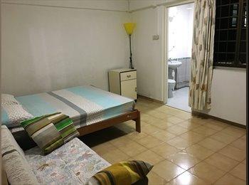 EasyRoommate SG - Master Room Near Yishun MRT for let-go Via , Yishun - $850 pm