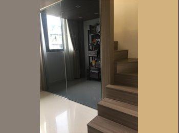 EasyRoommate SG - Common Room for Rent -- Condo Loft Type @ Tanah Merah, Tanah Merah - $800 pm