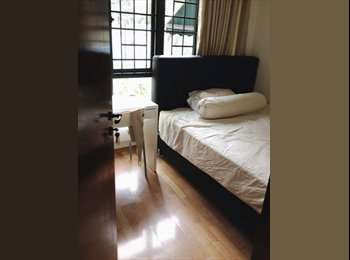 EasyRoommate SG - Condo common room for rent, fully furnished, car park free, Hillview - $1,150 pm
