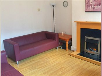 EasyRoommate UK - ROOMS AVAILABLE SHARING WITH FRIENDLY UNIVERSITY OF LEEDS STUDENTS, Hyde Park - £312 pcm