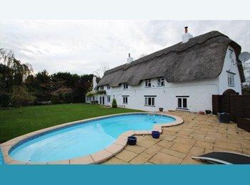 EasyRoommate UK - Quiet house in village surroundings, Milton Keynes - £400 pcm