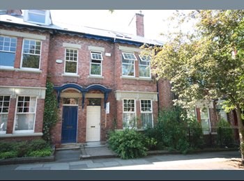 EasyRoommate UK - Super house on Sidney Grove, suits Erasmus., Spital Tongues - £380 pcm