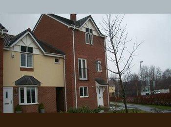 EasyRoommate UK - Professional houseshare near Warrington TownCentre, Warrington - £373 pcm