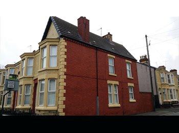 EasyRoommate UK - Lovely refurbished house on edge of city centre, Kensington - £368 pcm