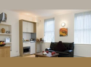 EasyRoommate UK - NW6 Double Studio Great location minutes from Tube, Kilburn - £800 pcm