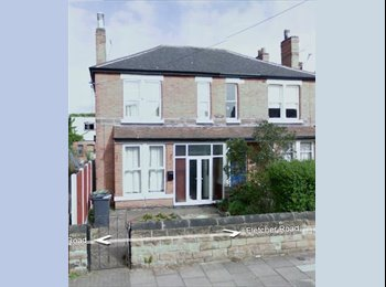 EasyRoommate UK - 2 Rooms available in student house 5 mins from University, Lenton Abbey - £370 pcm