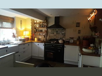 EasyRoommate UK - Cosy cottage , Bath - £400 pcm