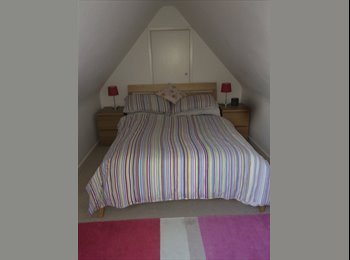 EasyRoommate UK - Lovely double room in amazing flat, Strawberry Hill - £700 pcm