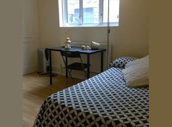 EasyRoommate UK - RENT FROM ABROAD BOOK YOUR ROOM BEFORE YOU COME TO LONDON!, Whitechapel - £600 pcm