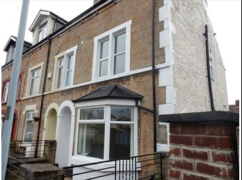 EasyRoommate UK - superb NEWLY REFURBISHED house located on Herne Street, Sutton-in-Ashfield - £325 pcm