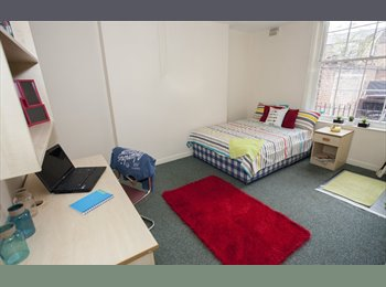 EasyRoommate UK - Double rooms available on Mount Pleasant, City Centre, Liverpool - £429 pcm