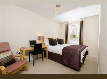 EasyRoommate UK - Furnished/SERVICED Double Mon - Fri or Sun -Thurs let, Chester - £500 pcm