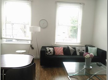 EasyRoommate UK - Double room in a 2 bedroom flat to share with a French girl, Turnpike Lane - £750 pcm