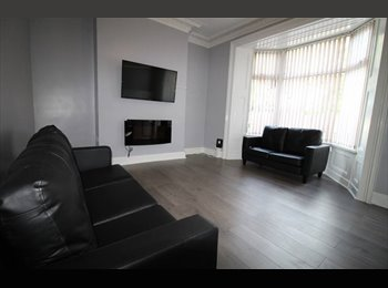EasyRoommate UK - Beautiful 5 bed house available Sept 17, Sunderland, Sunderland - £338 pcm