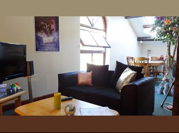 EasyRoommate UK - Bright and spacious flat in the centre of Leeds (opposite Leeds College of Music)., Leeds - £380 pcm