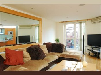 EasyRoommate UK - Large Double RoomEn suiteClapham North, Stockwell - £980 pcm