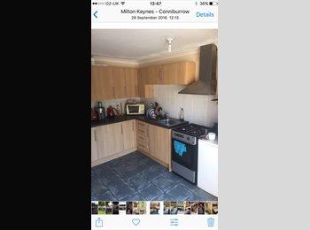EasyRoommate UK - Large double room in friendly shared house, Milton Keynes - £480 pcm