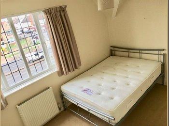 EasyRoommate UK - Single Room To Rent , Lampton - £498 pcm