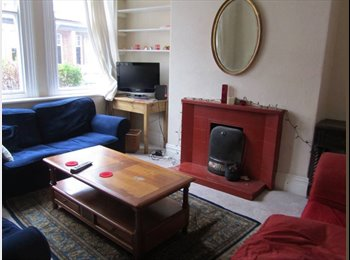 EasyRoommate UK - DOUBLE ROOM IN LOVELY HOUSE SHARING WITH 3 FRIENDLY POSTGRADS AVAILABLE UNTIL 18TH AUG, York - £317 pcm