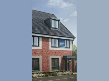 EasyRoommate UK - New Build Property Great Park , Gosforth - £560 pcm