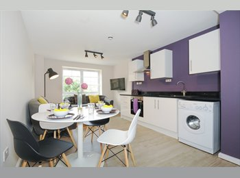 EasyRoommate UK - £99 ppw SHARE INCLUDING GAS, ELECTRIC, WATER, FIBRE INTERNET, WEEKLY CLEANER, FREE CONTENTS INSURANC, Lenton - £429 pcm