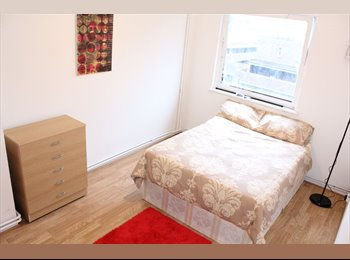 EasyRoommate UK - *AM* Luxurious and fully furnished room available now!!!!!!, Shadwell - £714 pcm