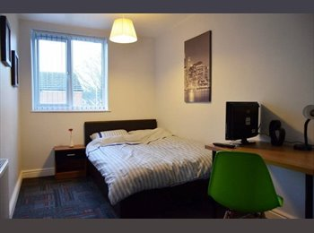 EasyRoommate UK - Beautiful contemporary rooms in Denton, Hyde - £360 pcm