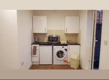 EasyRoommate UK - Newly Decorated Large Studio/Ensuite/Wifi/All Bills Included., Northolt - £800 pcm