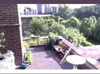 EasyRoommate UK - Camden/Tuf.Park-Dbleroom huge vict.hse/fruit trees /roof terrace/garden, Tufnell Park - £770 pcm