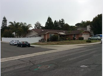 EasyRoommate US - Room with Private Bathroom for Rent in Spacious Home in Carlsbad, Carlsbad - $800 pm