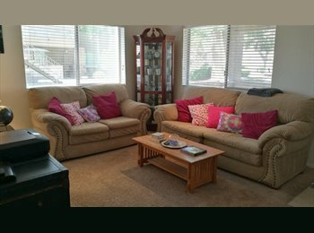 EasyRoommate US - Room available in a beautiful condo!, Tempe - $600 pm