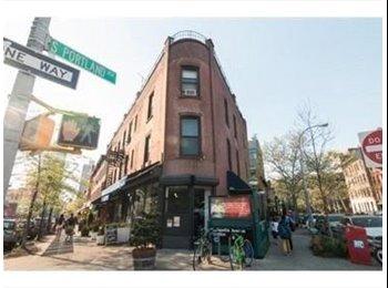 EasyRoommate US - Seeking  roommate to share Fort Green Brooklyn duplex apartment, Fort Greene - $1,380 pm