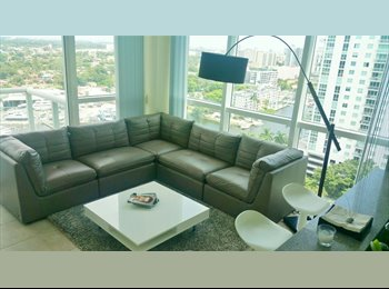 EasyRoommate US - Bedroom available in a very centric place, Little Havana - $1,200 pm