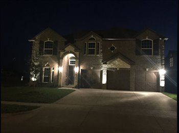 EasyRoommate US - Newly built home, Forney - $1,100 pm