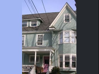 EasyRoommate US - Spacious Room in Victorian House in Brighton Center, Oak Square - $850 pm