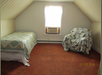 EasyRoommate US - 1 bedroom studio,furnished with utilities, Worcester - $600 pm
