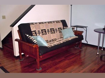 EasyRoommate US -  Large Bedroom with Private Bath for Female-Walk to BART & CSU-EBAY, Hayward - $750 pm