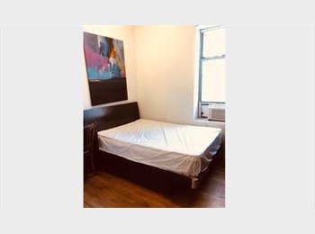 EasyRoommate US - lincoln center apt with large living room free gym internet 3TV 1 block to metro1, Lincoln Square - $1,650 pm