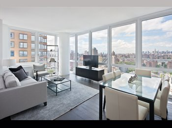 EasyRoommate US - Beautiful (furnished) Master bedroom w/ en suite private bath in the heart of Downtown Brooklyn!, Downtown Brooklyn - $2,300 pm