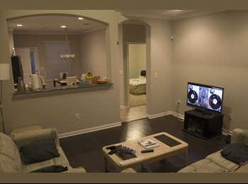 EasyRoommate US - Brand New, Spacious Townhome, including Utilites, Jollyville - $800 pm