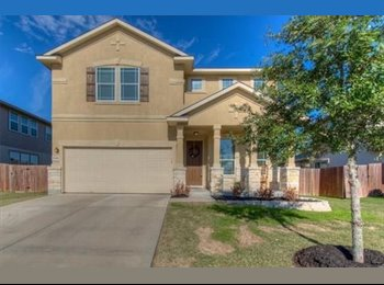 EasyRoommate US - Beautiful Room to rent , Pflugerville - $800 pm