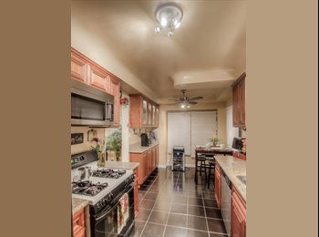 EasyRoommate US - Shared Room For Professional Commuter Males/Airline Personnel Near LAX, Lennox - $550 pm