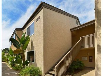 EasyRoommate US - Upper Fantastic level 2bed 2bath condo in Villa La Jolla (La Jolla), La Jolla Heights - $1,600 pm