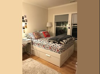 EasyRoommate US - Beautiful room available for 2 months , Mission Hill - $1,050 pm