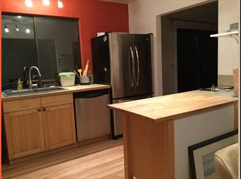 EasyRoommate US - Room / bath for rent in 2100 sq ft house - near Lewis & Clark, Collins View - $1,000 pm