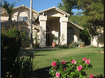 EasyRoommate US - Furnished Nice Room for Rent, Ahwatukee - $550 pm