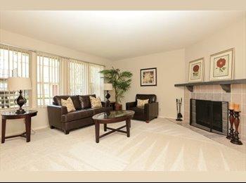 EasyRoommate US - Single room in a comfortable townhouse, Santa Clara - $750 pm