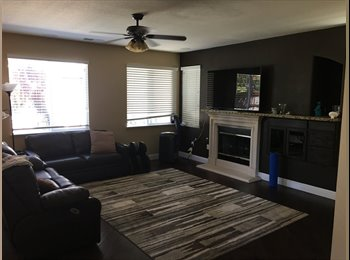 EasyRoommate US - 1 or 2 rooms in very nice house, great neighborhood, Rocklin - $800 pm